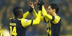 Traoré vervangt Dauda, McEachran ook in Vitesse-basis