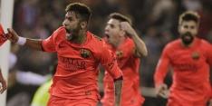 Gouden driehoek Barça krijgt rust voor bekerduel