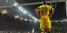Dortmund geeft zege weg, Schalke boekt uitoverwinning