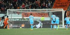 Marseille wint niet op kunstgras, PSG kan macht grijpen