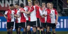 Feyenoord neemt geen risico met Nelom en El Ahmadi