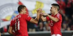 Benfica en John tonen veerkracht en zegevieren