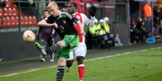 """Woudenberg: """"Vaste waarde worden bij Feyenoord"""""""