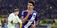 Flinke schorsing dreigt voor Anderlecht-spits Mitrovic