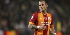 Sneijder draagt met treffer bij aan ruime bekerzege 'Gala'