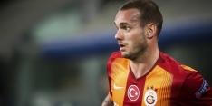 Galatasaray blijft door late winst meedoen in de top