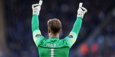 Man City legt doelman Hart tot zomer van 2019 vast