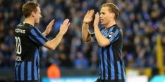 Club Brugge ruimer aan kop na gewonnen stadsderby
