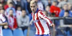 Griezmann en Mandzukic dirigeren Atlético naar winst
