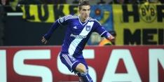 Anderlecht geeft overwinning in slotseconden weg
