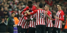 Southampton nu wel langs Ipswich; Spurs toont veerkracht