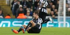 Icoon Taylor vertrekt bij Newcastle United