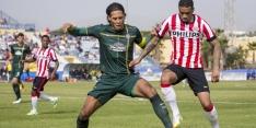 'Talent Paal tekent na EK meerjarig contract bij PSV'
