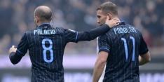 Inter krabbelt op na belangrijke zege op Genoa