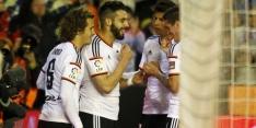 Valencia zegeviert in penaltycircus tegen Sevilla