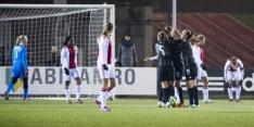 FC Twente wint topper van Ajax in BeNe League