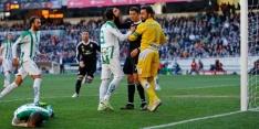 Real Madrid ontsnapt bij Córdoba, Ronaldo trapt na