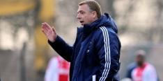 Ajax ziet trainer van eerste zaterdagteam vertrekken