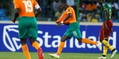 Ivoorkust kwartfinalist, Guinea en Mali gaan loten