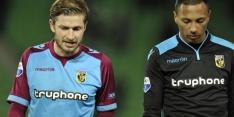 Vd Heijden en Mori exit bij Vitesse, voorstel voor Room