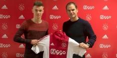 Sinkgraven definitief naar Ajax, Heerenveen huurt Duarte