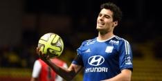 Olympique Lyon kan geen gat slaan met concurrenten