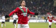 ADO wint op eigen verjaardagsfeest van FC Twente