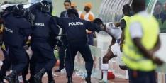 Forse schorsing Marokko, ook straf Tunesië en Eq.-Guinea