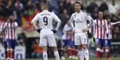 Atlético geeft Real ongenadig pak slaag in stadsderby