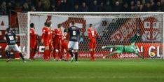 Onmachtig Twente voor tweede maal op rij onderuit