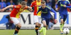Ajax wint in slotfase na ondenkbare pech voor Vd Hart