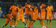 Ivoorkust wint Afrika Cup na bizarre penaltyserie