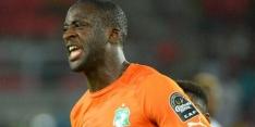 Yaya Touré draait bij: weer beschikbaar voor Ivoorkust