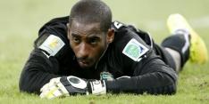 """Keeper Barry held van Ivoorkust: """"Beloning na zware tijd"""""""