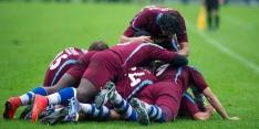 FC Lienden bekroont seizoen met titel in Topklasse
