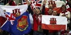 UEFA plaatst Gibraltar bij België in WK-kwalificatie
