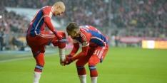 Robben in beker naar Leverkusen, thuisduel voor Dost
