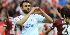 Leicester strikt Sevilla-captain, Newcastle winkelt ook