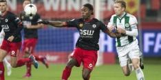 Excelsior laat FC Groningen ontsnappen op Woudestein