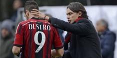 Armoedig Milan stelt wederom teleur in San Siro