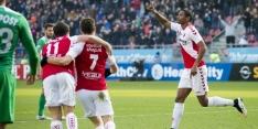 Utrecht voorkomt dankzij Haller negatief thuisrecord