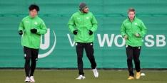 Dost in Mainz op reservebank bij VfL Wolfsburg