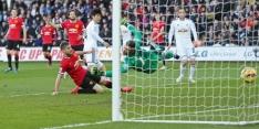 Man United wederom met lege handen tegen Swansea