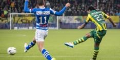 """Alberg buiten selectie ADO Den Haag: """"Er is een grens"""""""