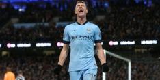 Man City kruipt door eclatante zege richting Chelsea