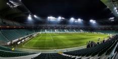 Legia drie Europese uitwedstrijden zonder publiek