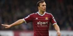 Noble is West Ham 'enorm dankbaar' met testimonial