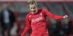 Wereldgoal bij winst Twente-vrouwen, tafelvoetbalzege ADO