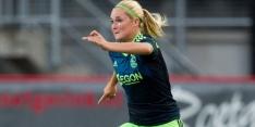 Ajax-vrouwen sparen 'schietschijf' OH Leuven