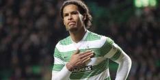 Scorende Van Dijk met Celtic naar halve eindstrijd